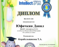 Юфичкин Данил1