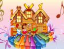 Детские музыкальные импровизации