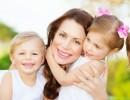 Быть мамой - значит быть счастливой!