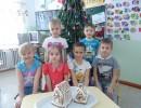 Сказочный рождественский домик