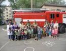 Пожарные тренировочные учения