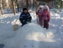 Зимние постройки