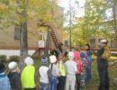Прогулка-поход в детском саду