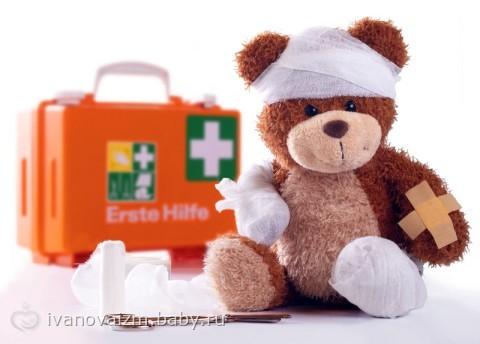 Оказание доврачебной помощи детям в ДОУ