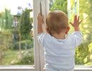 Угроза выпадения ребенка из окна