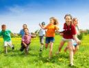 Организация летнего отдыха.  Игры с детьми в летний период.