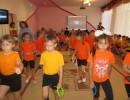 «Парад зарядок» в МБДОУ «Детский сад № 15»